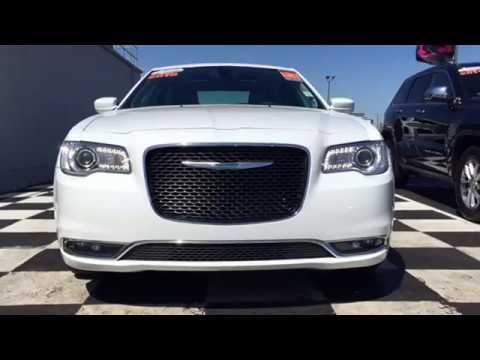 2016 Chrysler 300 Touring Panoramic Sunroof Navigation