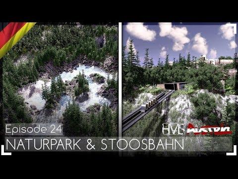 NATURPARK & STOOSBAHN - Austria Episode 24 | Let's Design Cities: Skylines