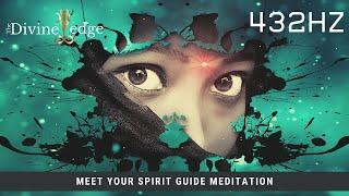 Meet your Spirit Guide Meditation 432HZ
