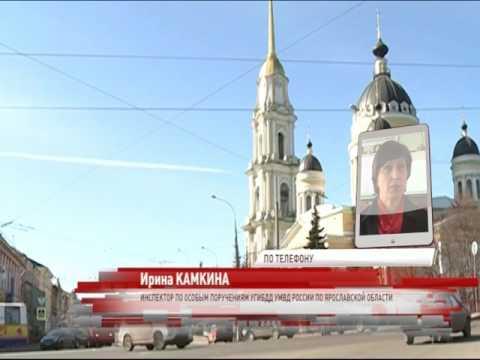 В Рыбинске «Рено» столкнулся с «Мерседесом»
