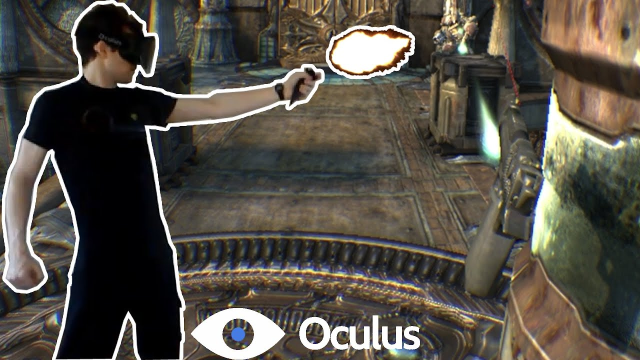 how to make a game for oculus rift