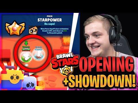 Poco Starpower ⭐💪🏼 | Chest Opening | Trymacs spielt Brawl Stars