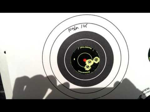 Remington 700 VTR 308 Ammo Test
