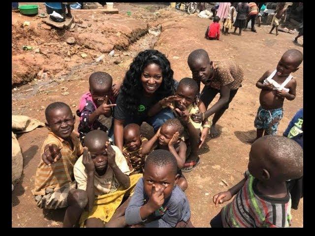 Myshel's Ugandan Mission Trip