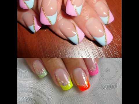 Самые популярные ногти фото