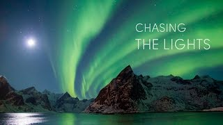 Norway: Chasing the Lights - 4K Timelapse