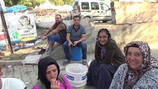 Video  Mahmut Coşkun - Boyabat Mantar Pazarından Röportajlar, İlginç Görüntüler