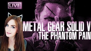 Metal Gear Solid V: The Phantom Pain (Part 8) Listen to Quiet hum for 5 hours