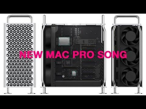 NEW MAC PRO SONG (WWDC 2019)