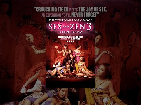 Sex and Zen 3: Extreme Ecstasy