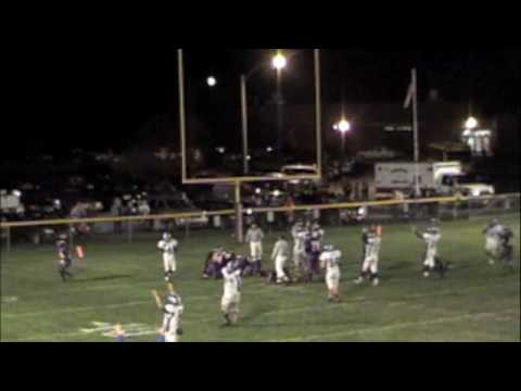 REED COLLINS 2010 FOOTBALL HILIGHT