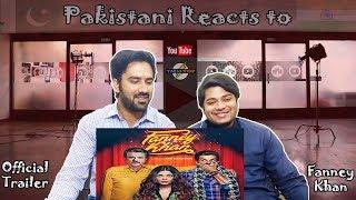 FANNEY KHAN Official Trailer | Anil Kapoor, Aishwarya Rai Bachchan, Rajkummar | Table Top Reactions