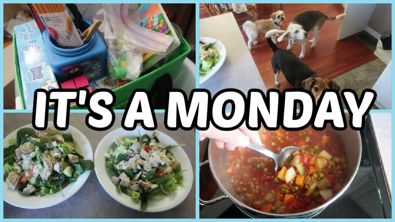 VEDA 2021- DAY 14 - IT'S A MONDAY
