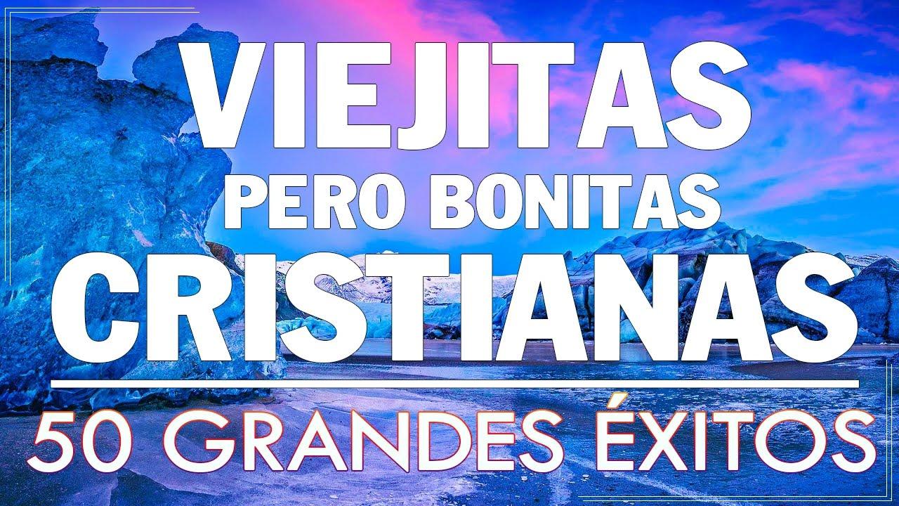 ALABANZAS CRISTIANAS VIEJITAS PERO BONITAS - 50 GRANDES ÉXITOS DE ALABANZA Y ADORIACÓN