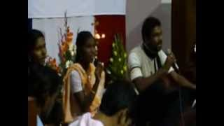 TAMIL CHRISTIAN FOLK SONG