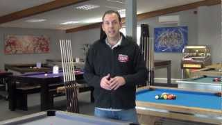 This video is not available. Pool Table Buyer's Guide