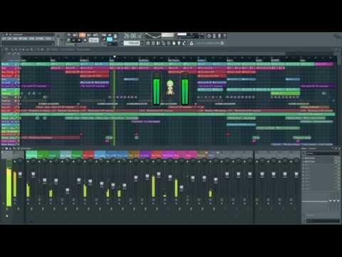Nathan Lovato - Ascension - Fl Studio 12 playthrough