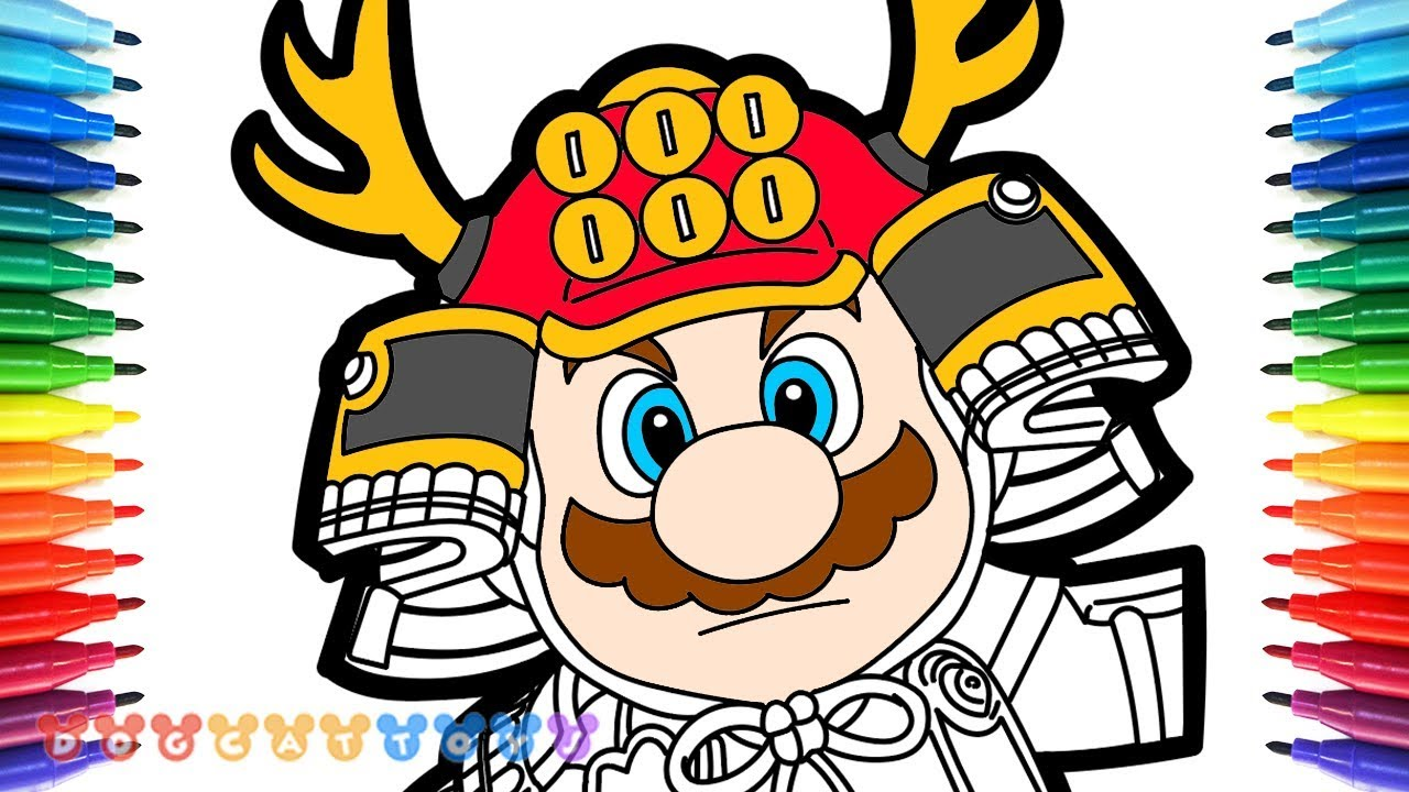 How To Draw Super Mario Odyssey 60 Drawing Coloring Pages For