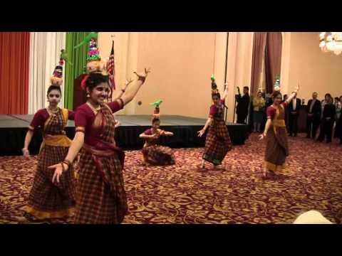 Karagattam tamil folk dance