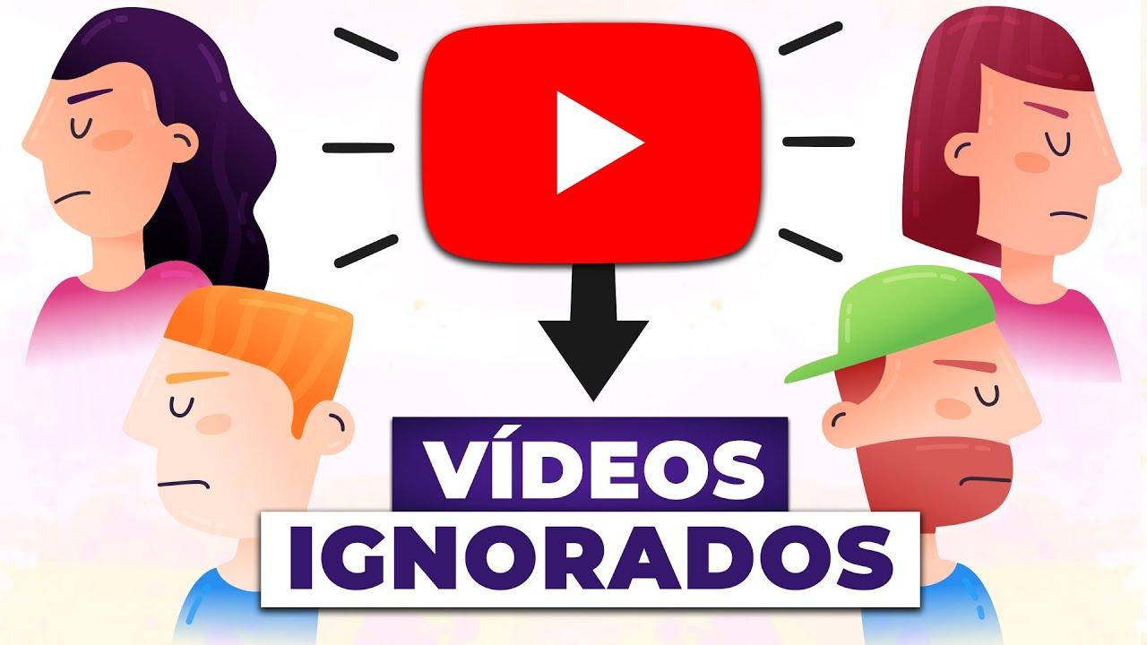 Se seu público ignora seus videos, faça isso...