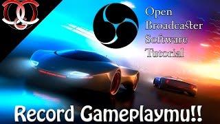 CARA MEREKAM GAME DI PC MU !! - Record OBS Tutorial #2