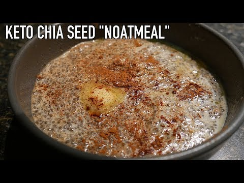 Keto Savage Kitchen | Chia Seed