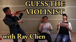 Imitating Famous Violinists