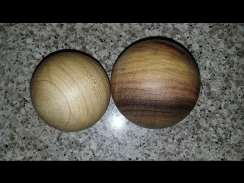 How To Make Perfect Spheres Everytime |  Woodturning Jig | Carl Jacobson