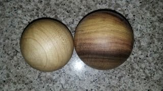 Woodturning Jig For Making Perfect Sphere