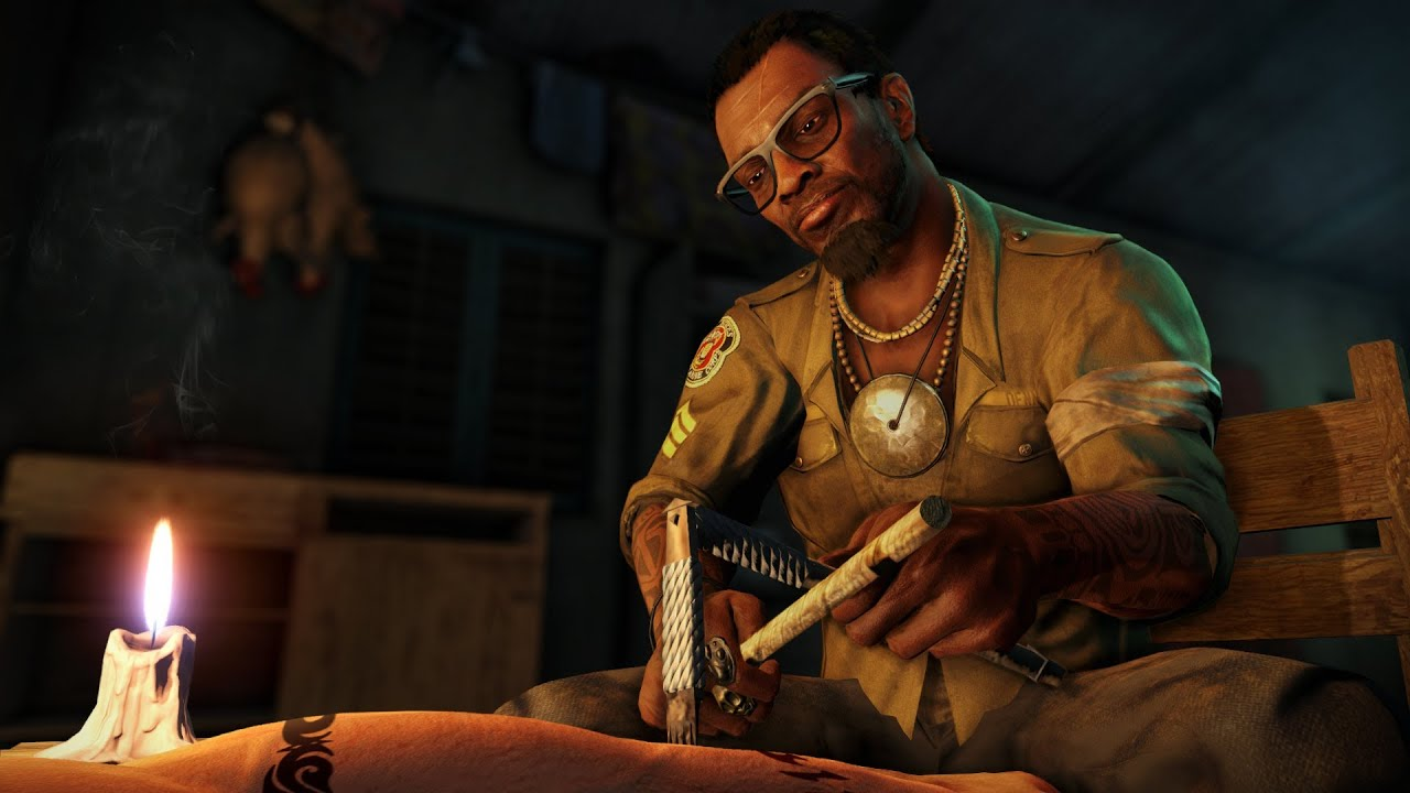 Far Cry 3 Characters Revealed