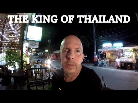 The King of Thailand has passed