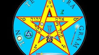 Usos y significado del Tetragrammaton o Pentagrama esotérico