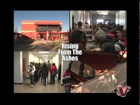 VALLEY TELECOM GROUP: Willcox High School - Rising From The Ashes