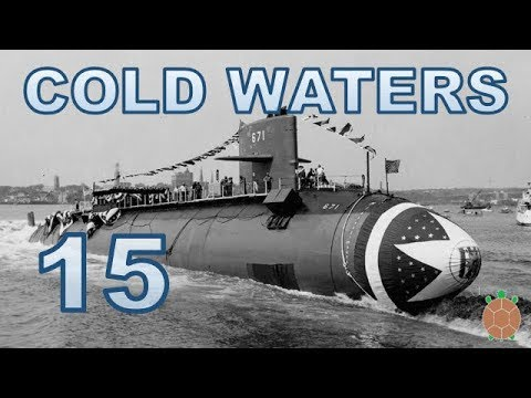 """Cold Waters   1984 Gameplay #2 - 15 - TLAM """"Success""""!"""
