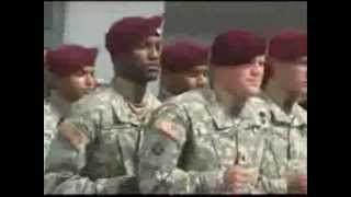 82nd Airborne Chorus Jump Chant