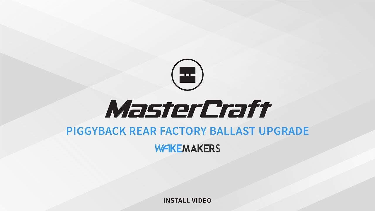 x9 mastercraft wiring diagram how to wakemakers mastercraft piggyback rear factory ballast  wakemakers mastercraft piggyback rear