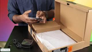 Asus Vivobook S14 Unboxing