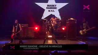 Marky Ramone - I Believe in Miracles