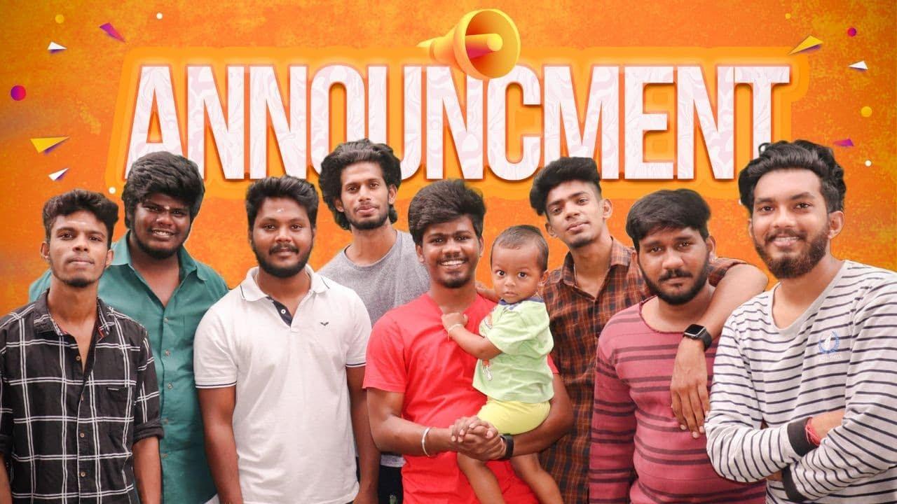 New Announcement   Vlog   Raja Vetri Prabhu