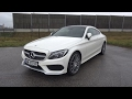 2016 Mercedes-Benz C 250 Coupe 211 KM Test PL / Prezentacja / In Depth Tour