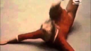 1964 Olympics: Polina Astakhova (URS) Floor