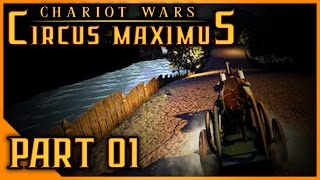 NOSTALGIA OVERLOAD!! - CHARIOT WARS: CIRCUS MAXIMUS! w/ TheKingNappy!