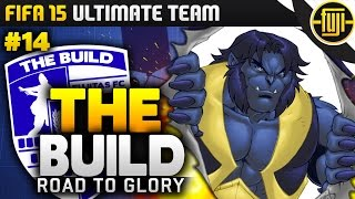 Fifa 15 - The Build - Road To Glory - Ep.14 - The Beast!!! - Fifa 15 Ultimate Team