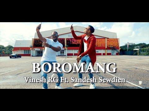BOROMANG - VINESH RG FT. SANDESH SEWDIEN (PROD. AROENMUSIC)