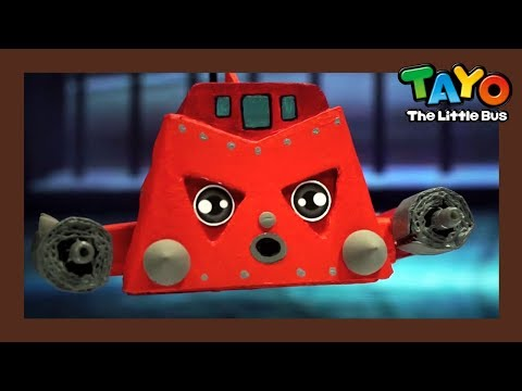 Space pirates Part 1&2 Compilation l Tayo's Toy Adventure #22 l Tayo the Little Bus