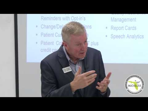 Advanced Patient Contact Technologies for Medical Practices - Dan Donaldson, Noble Systems