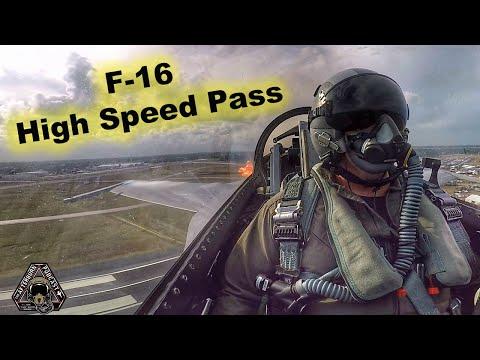 Fighter Jet High Speed Pass - Wall of Fire & Max Performance Climb Over Stuart Florida