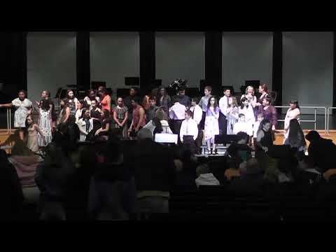 Ellenville Middle School 6th Grade Spring Concert 5/29/19