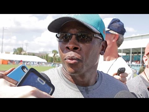 Vance Joseph Talks Dolphins Defense