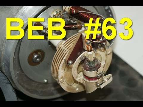 BEB #63: General Radio RF Oscillator with Voodoo-Adapter, Genrad 1209